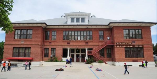 Pusd Seeks Renovate Washington School Building