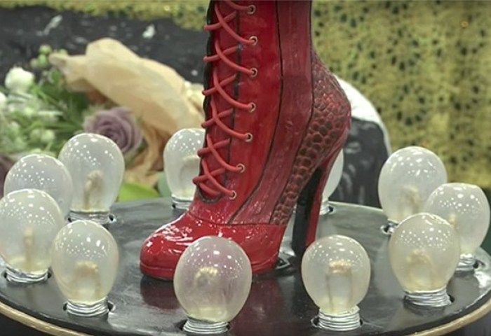 Kinky Boots Cake Wins Best In Show At Design Competition The