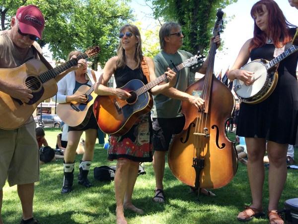 Good Times Tunes Prescott Bluegrass Festival