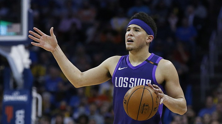 Suns Booker Undergoes Hand Surgery Expected Out For 6