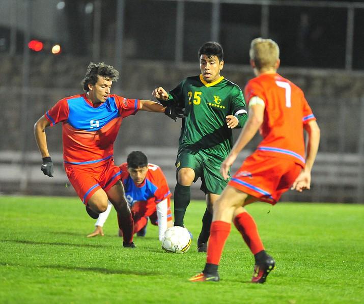 Pima ends Yavapai soccers season in regional semis  The