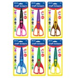 KIDS SCISSORS ROUND POINTED