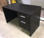 DESK 24 X 48 WITH DRAWERS