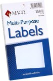 LABELS 4X2 WHITE BX 120