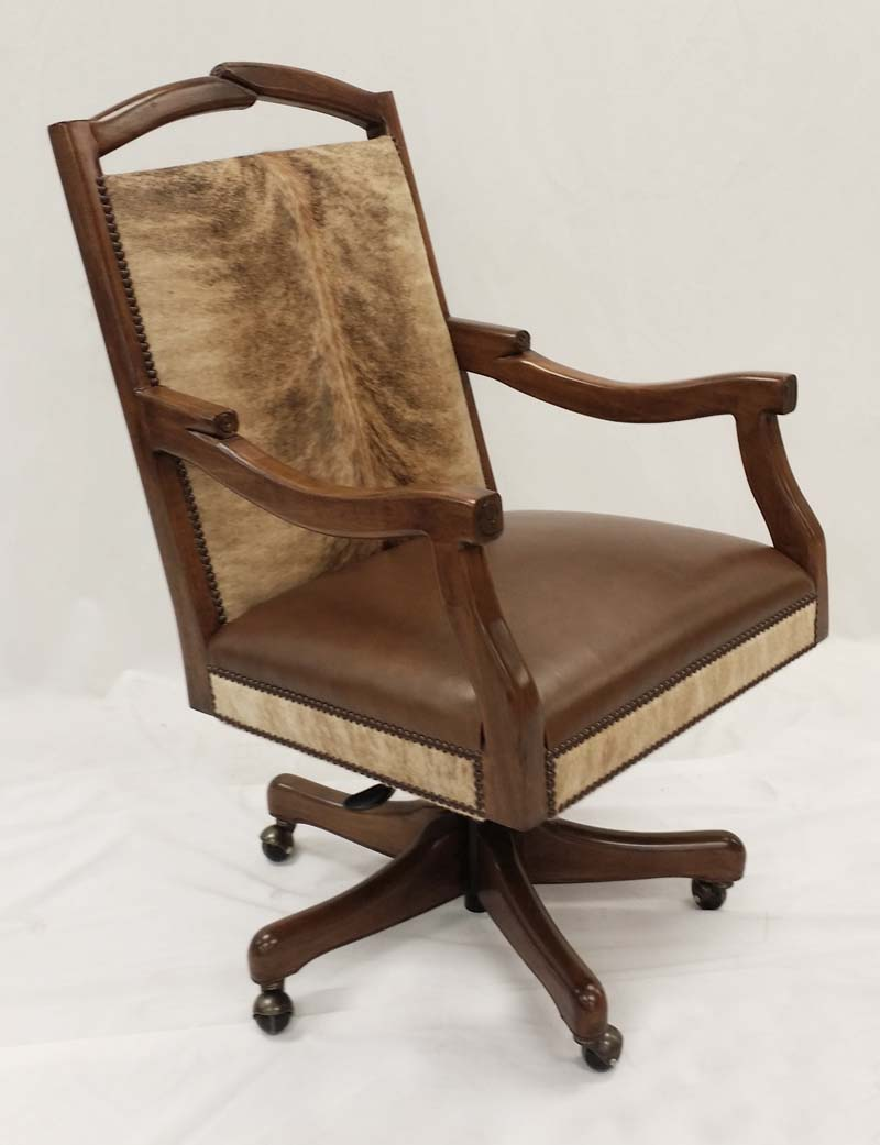 Western Chairs Paso Robles Western Office Chair
