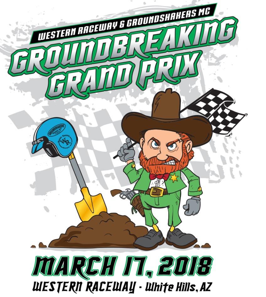 Groundshakers & Western Raceway Groundbreaking Grand Prix