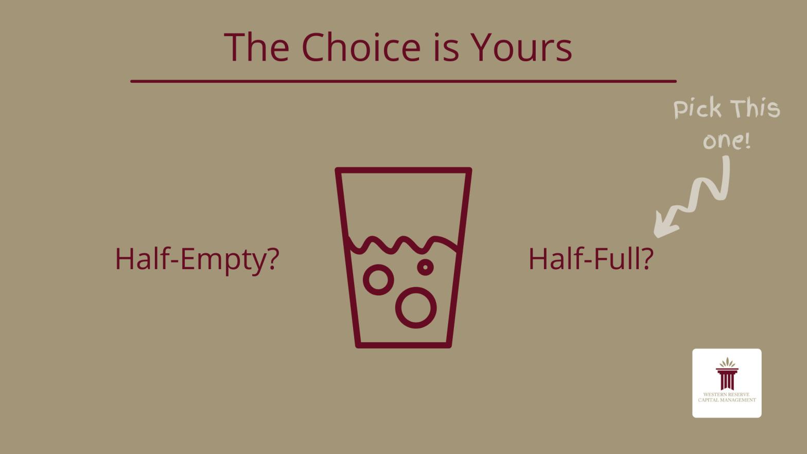 Glass Half-Full Thinking