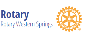Rotary Western Springs Logo