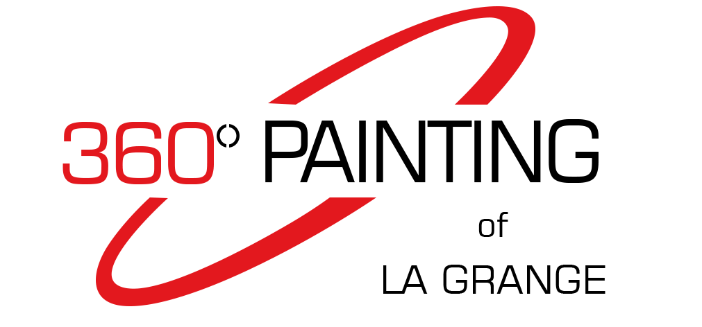 360 Painting of La Grange logo