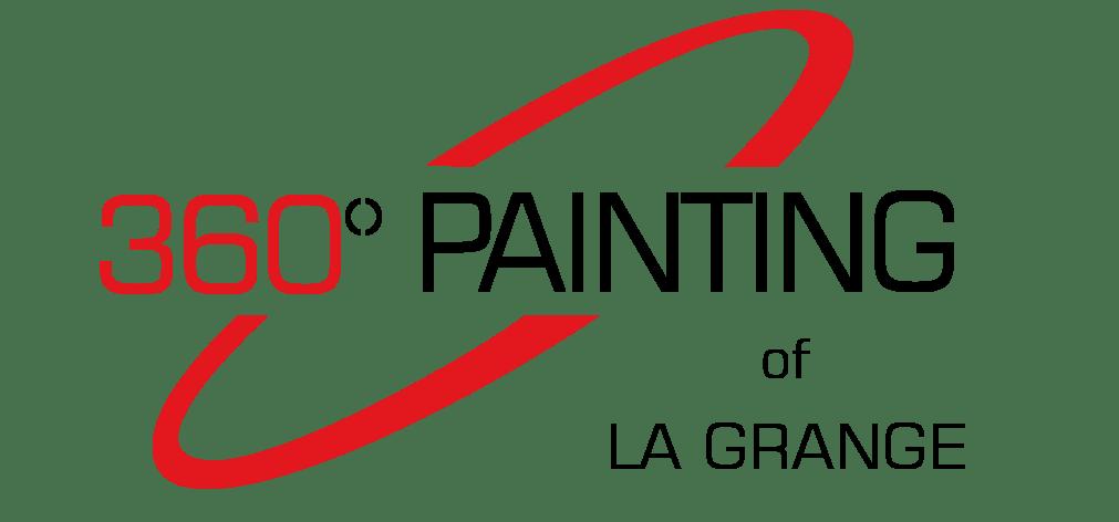 360 Painting of La Grange logo
