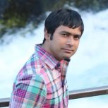 Close-up photo of Graduate Student Jubaer Ahmed