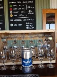 Hillbilly Cider Cellar Door