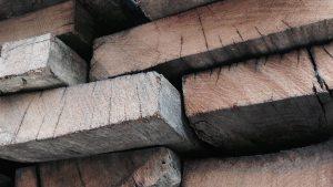 Haustüren aus Holz Altholz nachhaltig