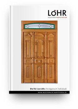 Löhr Haustüren Katalog Holz 2019
