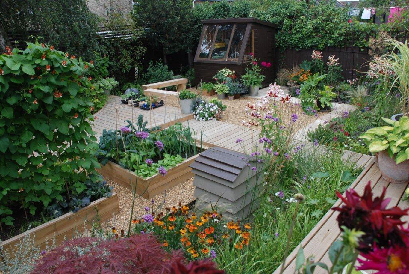 Garden Landscapers in Essex and London  West Essex Landscapes