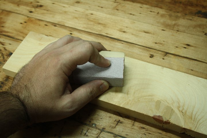How Long For Wood Putty To Dry Before Sanding