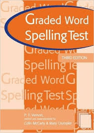 graded spelling