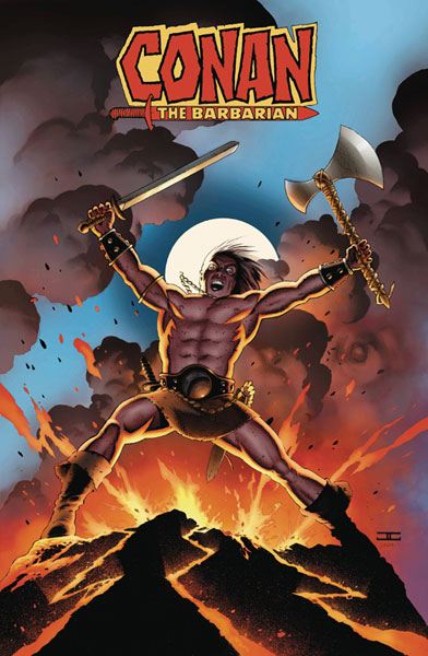 Westfield Comics Blog  For Your Consideration Marvels Conan the Barbarian Omnibus Volume 1