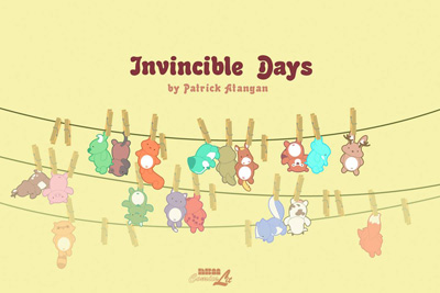 Image result for invincible days nbm publishing
