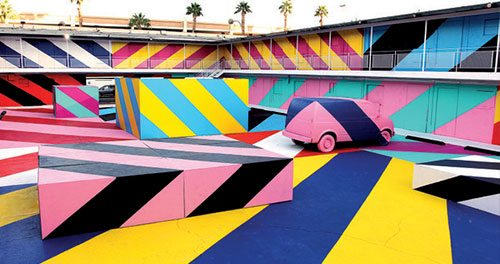 Art Motel Las Vegas things to do in las vegas