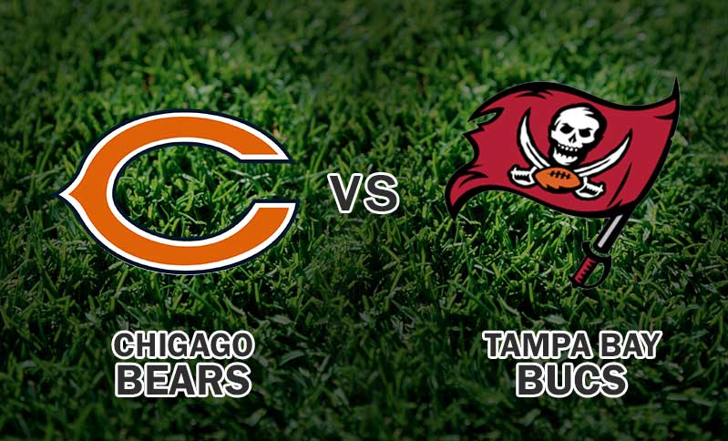 Image result for Bears vs. Buccaneers