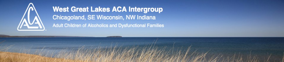 ACA - Adult Children of Alcoholics Intergroup