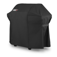 Weber Premium Grill Cover, Fits Spirit 220 & 300 Series