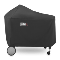 Weber Performer Premium & Deluxe Grill Cover