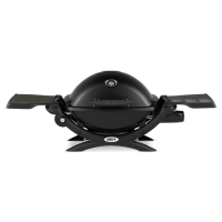 Weber Q 1200 Gas Grill – Black – LP