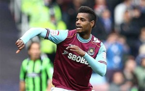 Hammers 6 Brighton and Hove Albion 0: Match Report
