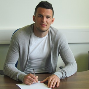 Keeper Signs Permanent Deal