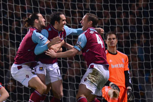 Hammers battle to earn a point against Stoke