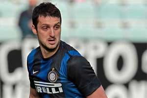 West Ham United preparing bid for Inter Milan's Zdravko Kuzmanovic?