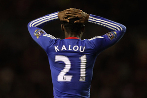 West Ham set to sign Salomon Kalou from Lille?