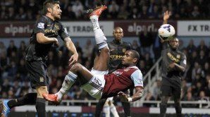 Hammers let themselves down against City