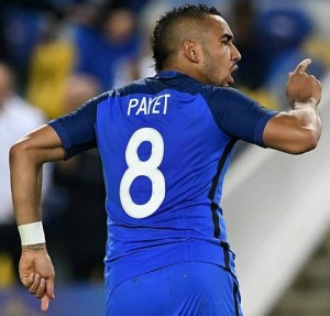 International Player Watch- Payet goal v Bulgaria (WCQ)