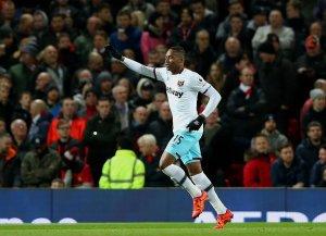 Ex Hammer Watch- Diafra Sakho scores two goals v Caen for Rennes