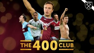 Mark Noble yellow carded on 400th appearance, to miss Sunderland & Everton games
