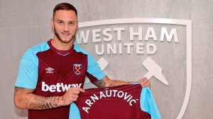 Player news ahead of Albion game- Arnautovic back, Noble & Lanzini to sit out