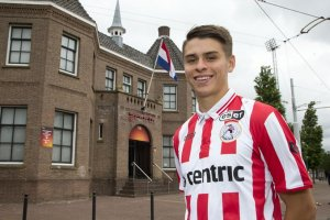 George Dobson Sparta Rotterdam- WHUFC youngster moves to Eredivisie