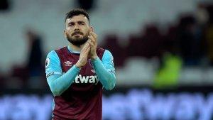 Robert Snodgrass put up for sale by West Ham