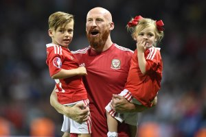 West Ham defender James Collins hangs up international boots