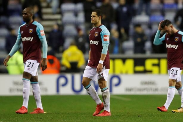 Javier Hernandez wanted to leave West ham in January