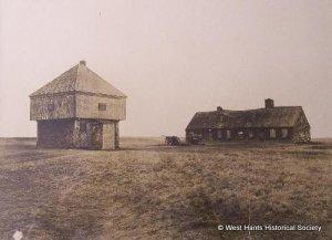 Fort Edward, Windsor, NS