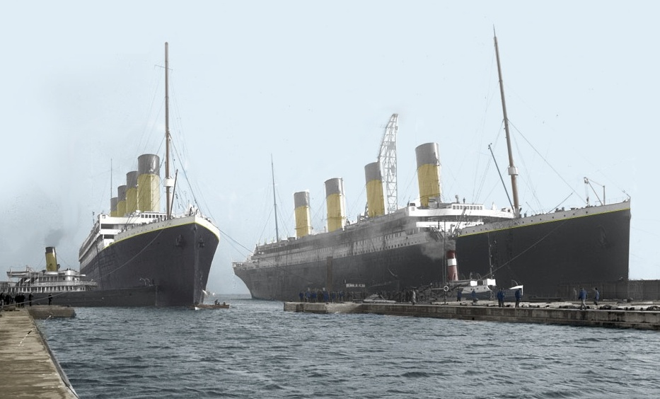 titanic-olympic