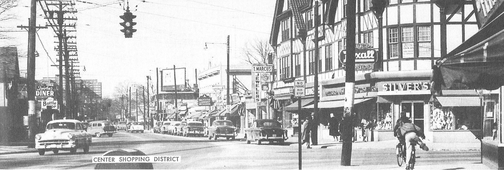 Historian's corner - Silver's Drug Shop