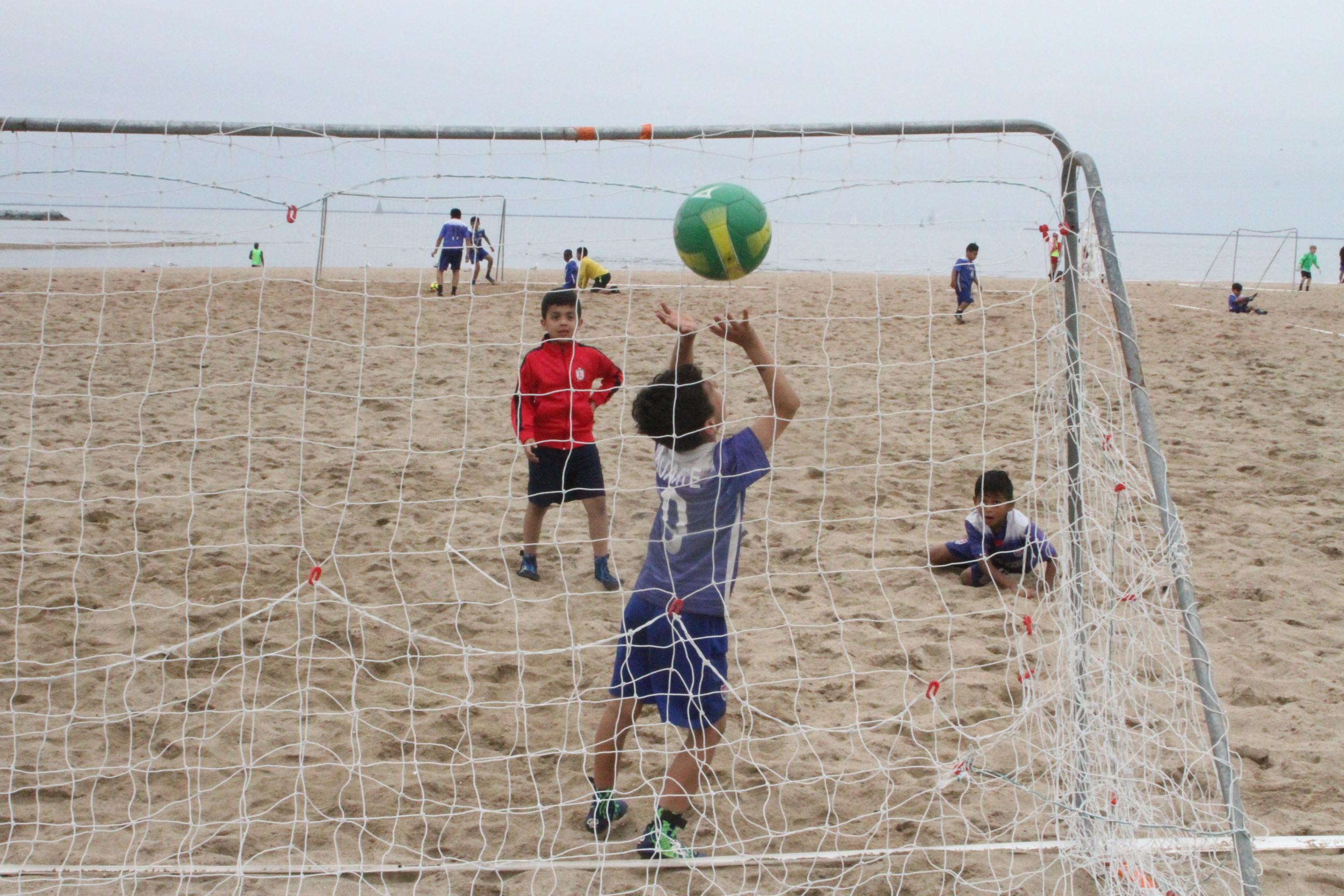 Sea Bluff soccer tourney