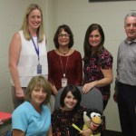 Pilot dental screenings begun at Savin Rock Community School