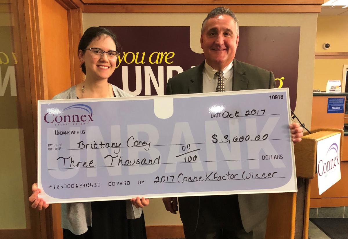 Teacher wins finance contest