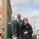 Walsh honors city, Erin